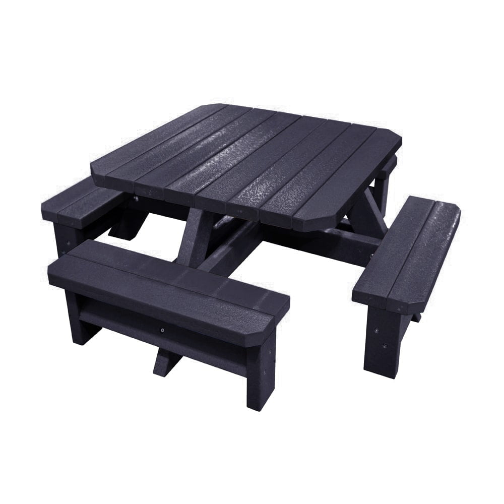 Epworth Infant Picnic Bench Black