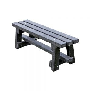 black branton picnic bench