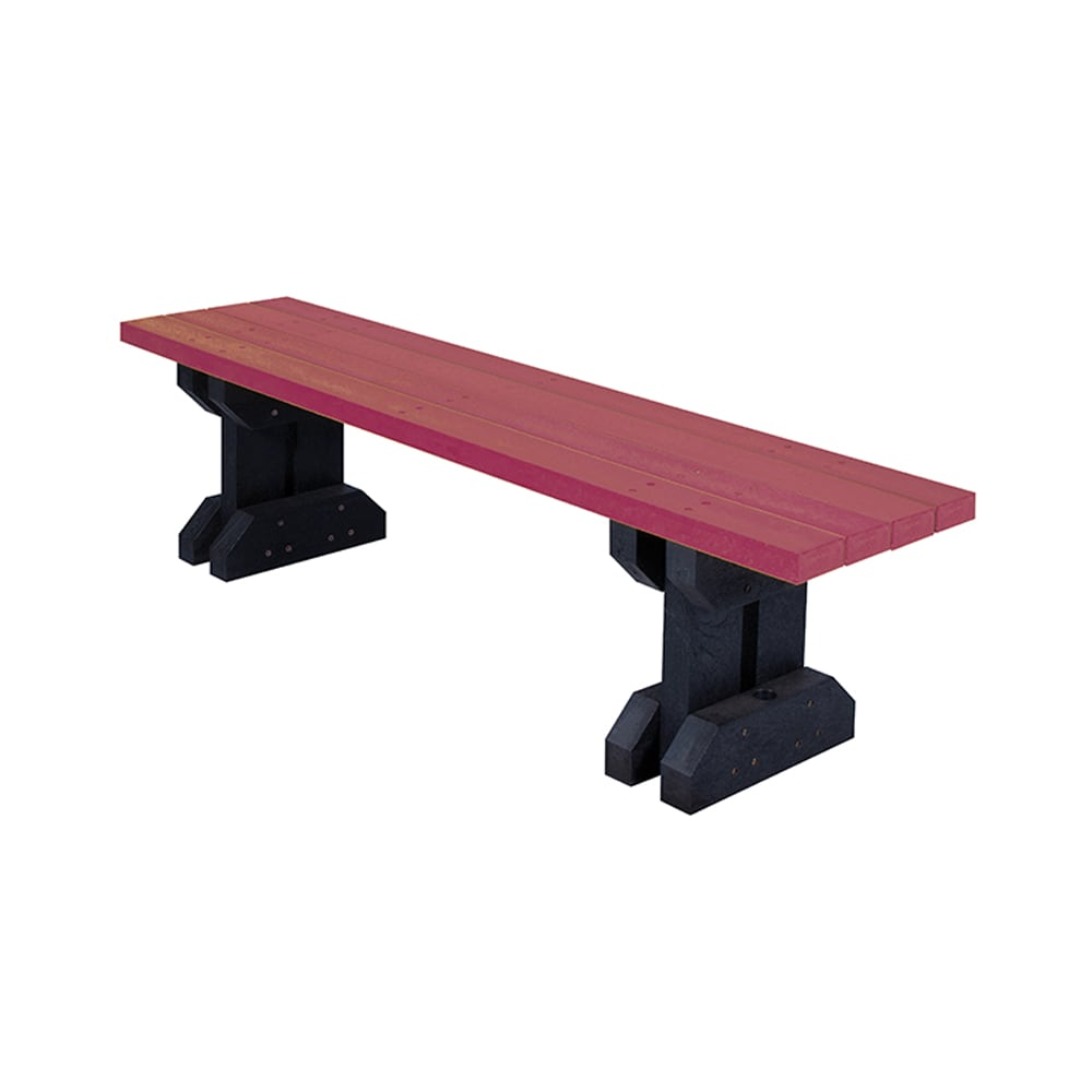 Bawtry Bench Red