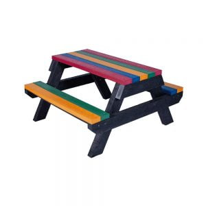 Cantley Picnic Bench Multi