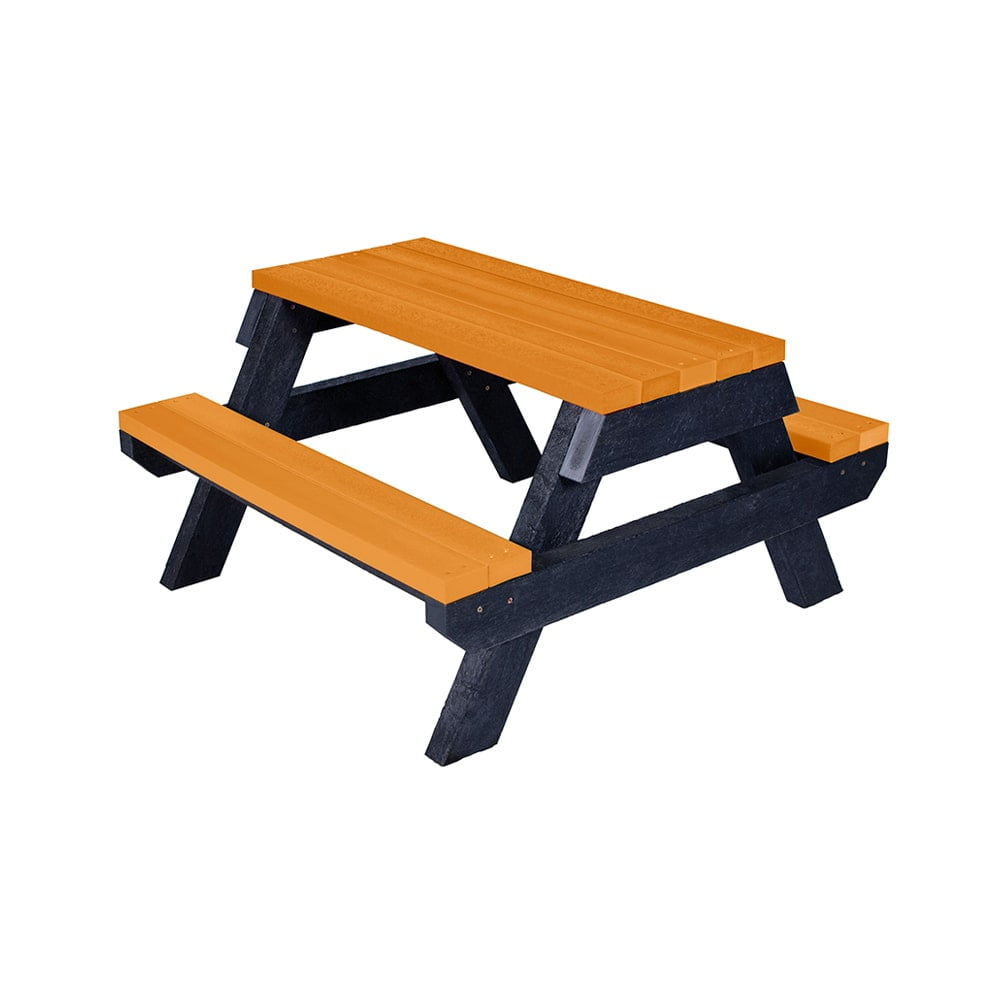 Cantley Picnic Bench Yellow