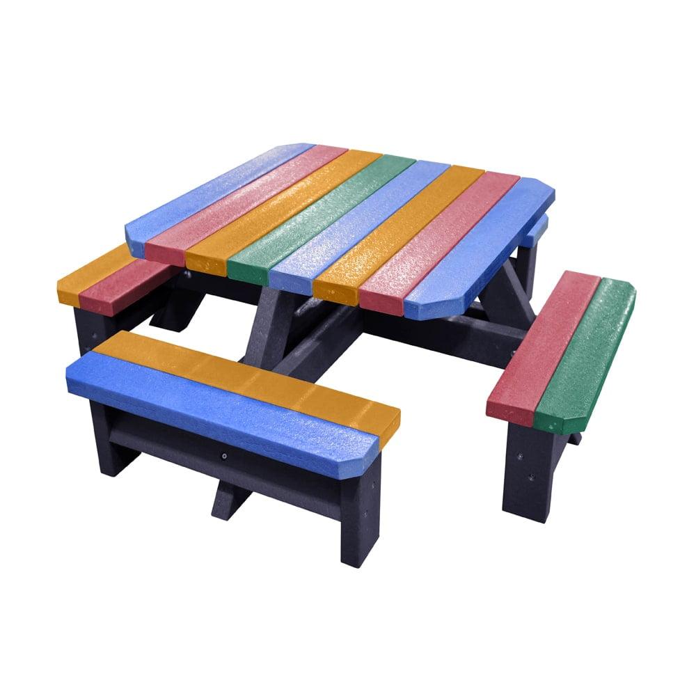 Epworth Infant Picnic Bench Multi