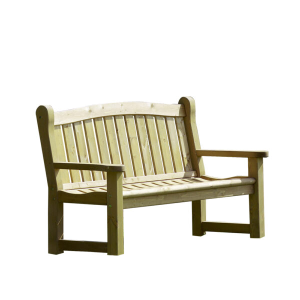 Heavy Dury 3 Seater Bench
